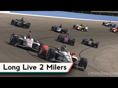 iRacing : Long Live 2 Milers [VR] (IR18 @ Auto Club)