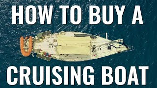 HOW TO BUY A LIVEABOARD BOAT! Q&A 22
