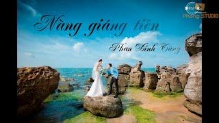 Nàng Giáng Tiên - Phan Đinh Tùng [Video Lyric / Kara]