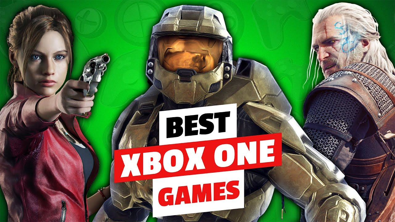 BEST Xbox One Games to Play | 2021