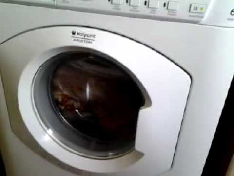 hotpoint ariston arxl 108 1 parte youtube. Black Bedroom Furniture Sets. Home Design Ideas