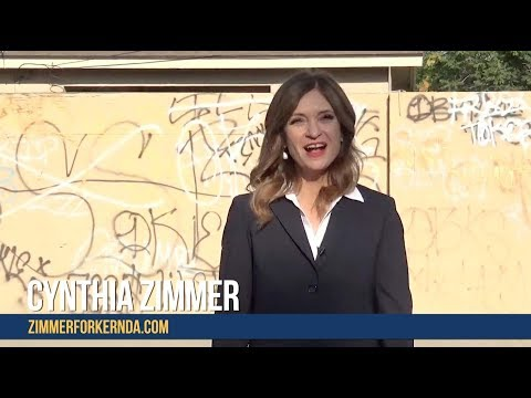 Zimmer for Kern County District Attorney 2018
