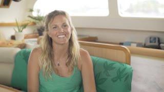 Sailing Kaimana Adventures Episode 2 - Big Lobster Motu