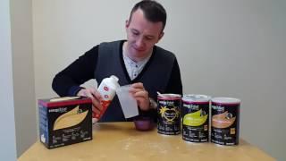 Energy Diet: инструкция приготовления коктейля