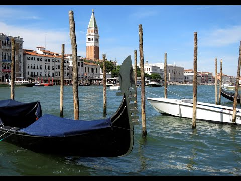 Climate change challenges sinking city of Venice