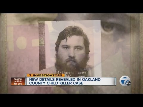 New details revealed in Oakland County Child Killer case