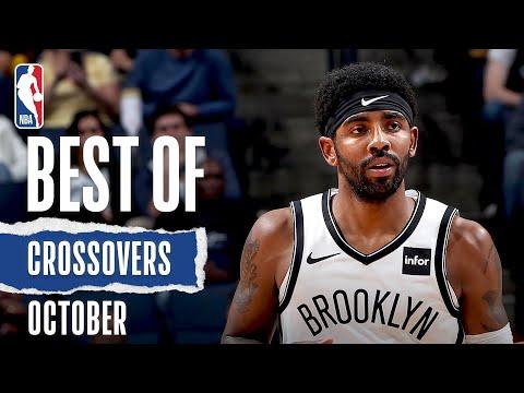 NBA's Best Crossovers   October 2019-20 NBA Season