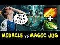 Miracle Morph vs MAGIC RADIANCE Juggernaut — so hard to counter
