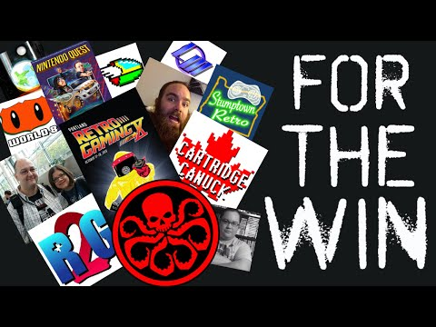 PORTLAND RETRO GAMING EXPO 2015 - FOR THE WIN (Ep. 5)