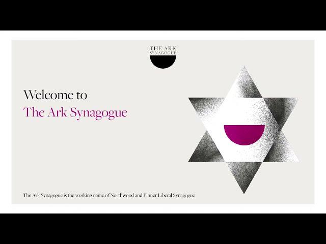 The Ark Synagogue - Shabbat Morning 13 February 2021