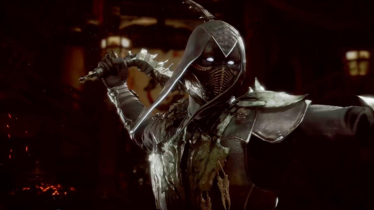 Noob Saibot Mortal Kombat 11 Fatalities Guide - Inputs List