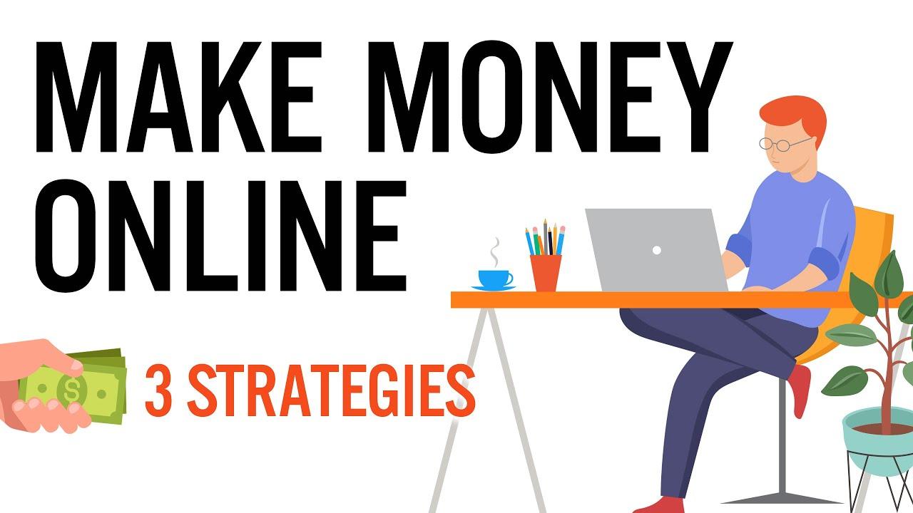 3 Strategies to make more Revenue Online