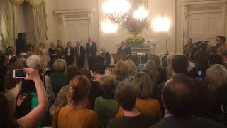 President Higgins pays tribute to organ transplant donors, recipients and practitioners thumbnail