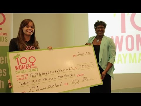 100 women who care, 12 January 2016 | Cayman Islands Sotheby's Realty | Caribbean