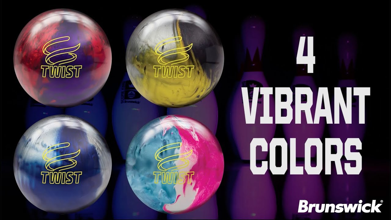 New Brunswick Bowling >> Introducing Brunswick Twist New Entry Performance Bowling Balls