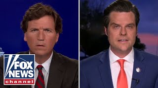 Matt Gaetz responds to sex trafficking allegations on 'Tucker Carlson Tonight'