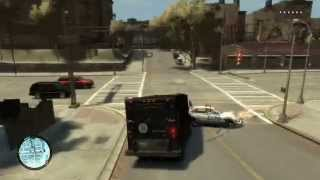 GTA IV PC - How to get the Sultan RS at the very beginning of the game - Method #1
