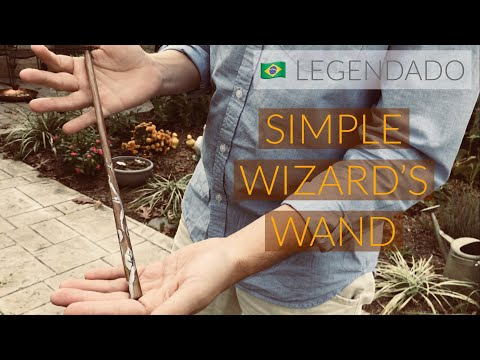 Make a Wizard Wand | Inspired by Harry Potter