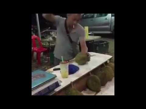 Chinese Kung Fu - Durian Level