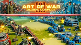 ЧЬЯ СТЕНА ПРОЧНЕЕ?! ART OF WAR 3 Global Conflict СТРИМ! STREAM!