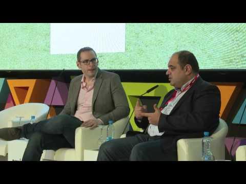 CEO Series; Interview with Ahmad Al Hanandeh, CEO, Zain Jordan - Arabnet Beirut 2016