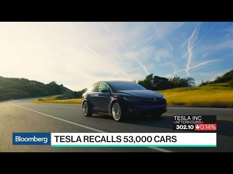 Tesla Recalls 53,000 Cars to Fix Faulty Parking Brakes