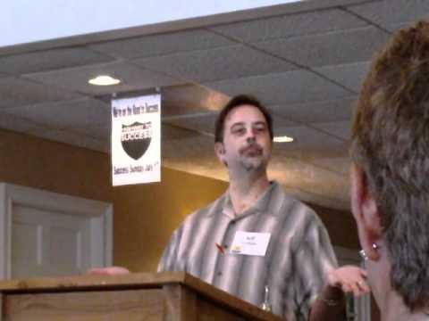 Jeff Graham, Executive Director, Georgia Equality speaks to PFLAG Atlanta Part 1