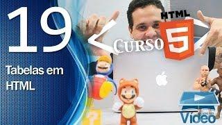 Curso de HTML5 - 19 - Tabelas em HTML - by Gustavo Guanabara thumbnail