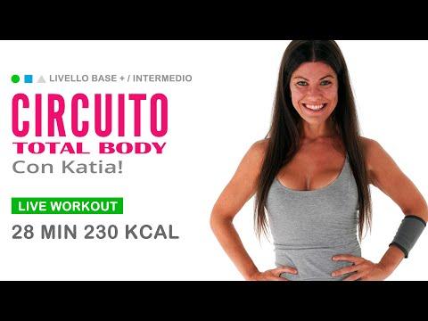esercizi per perdere peso principianti ginnicito