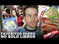 MI SERIE FAVORITA, TUBECON Y MALDITOS 16 | FAVORITOS ENERO | Javier Ruescas