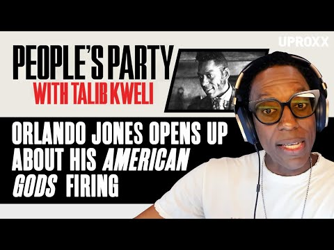 Orlando Jones On His 'American Gods' Firing And Representation In Hollywood | People's Party Clip