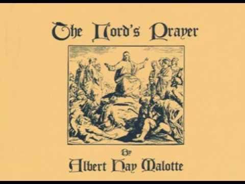 The Lord's Prayer By Albert Malotte ( Holly Hartline ~ Mezzo-Soprano)
