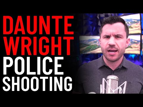 Daunte Wright Accidental Discharge Police Shooting​