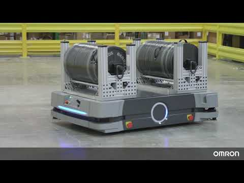 OMRON HD-1500 Tutorial 7: Adding the HD-1500 to Mobile Robot Fleet