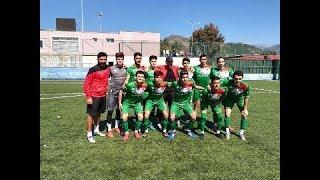 ANTALYA'DA KSK U19'DAN KAF KAF SESLERİ