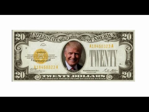 Trump And A New Gold-Backed Dollar