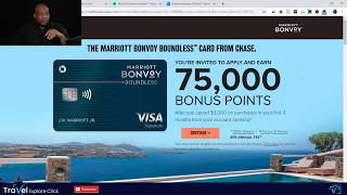 NEW Marriott Bonvoy Brilliant American Express Card | Let's Talk About Travel Cards