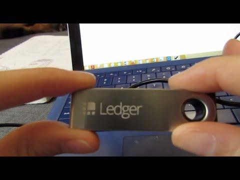 Ledger Nano S Walk-Through: Set-up, Use, Customization
