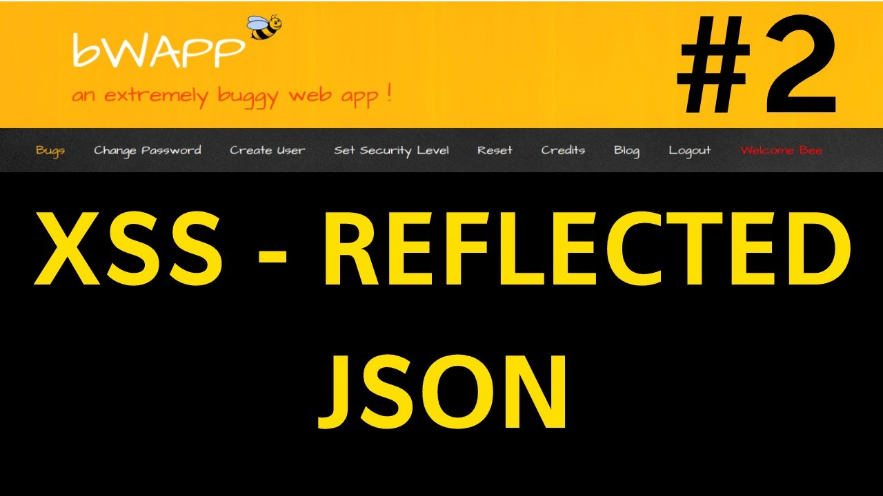 Xss reflected post