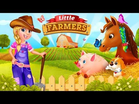 Little Farmers | Care, Fix & Decorate | TabTale