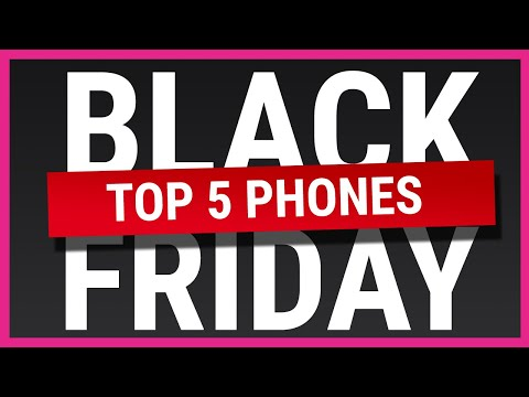 Black Friday 2020 best phone deals to look out for