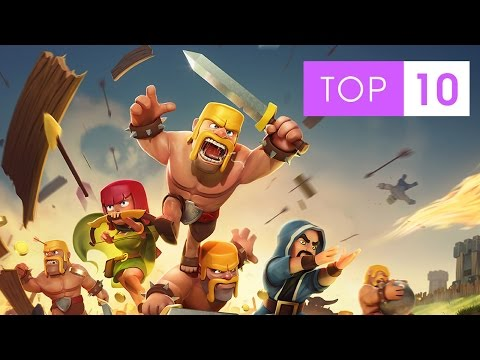 Top 10 Most Popular iPhone And iPad Games in 2015 (With Estimated Daily Revenue)