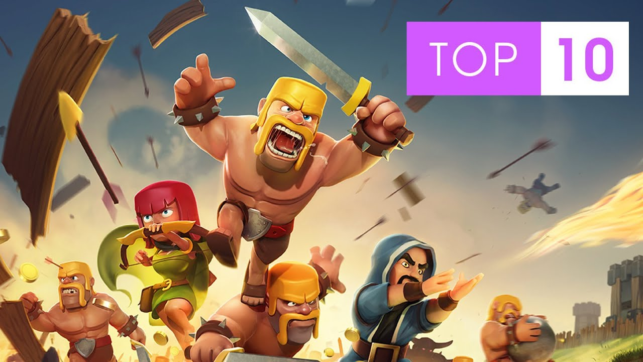 Top 10 Most Popular iPhone And iPad Games in 2015  With Estimated     Top 10 Most Popular iPhone And iPad Games in 2015  With Estimated Daily  Revenue    YouTube