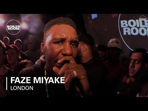 Faze Miyake b2b Maximum w/ Novelist, Jammer and Shorty Boiler Room London Live Set
