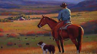 Montana Ag Ağ: Montana sanatçı kamu arazilerinin miras çiftlik yakalar