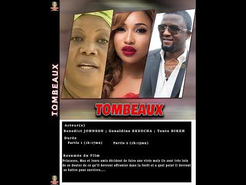 TOMBEAUX 2,  Film nigérian, Film africain avec Benedict Johnson, Geraldine Ekeocha, Tonto Dikeh