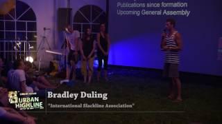 International Slackline Association | UHF 2016