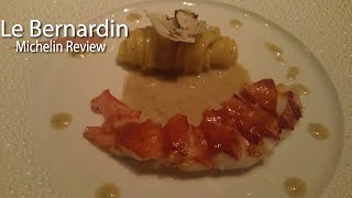 NYC Top Restaurant Le Bernardin / Michelin Star Review - Da P.A vlog