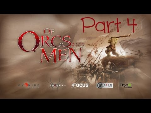 Let's Play Of Orcs and Men - Part 4 - Doing Favors |