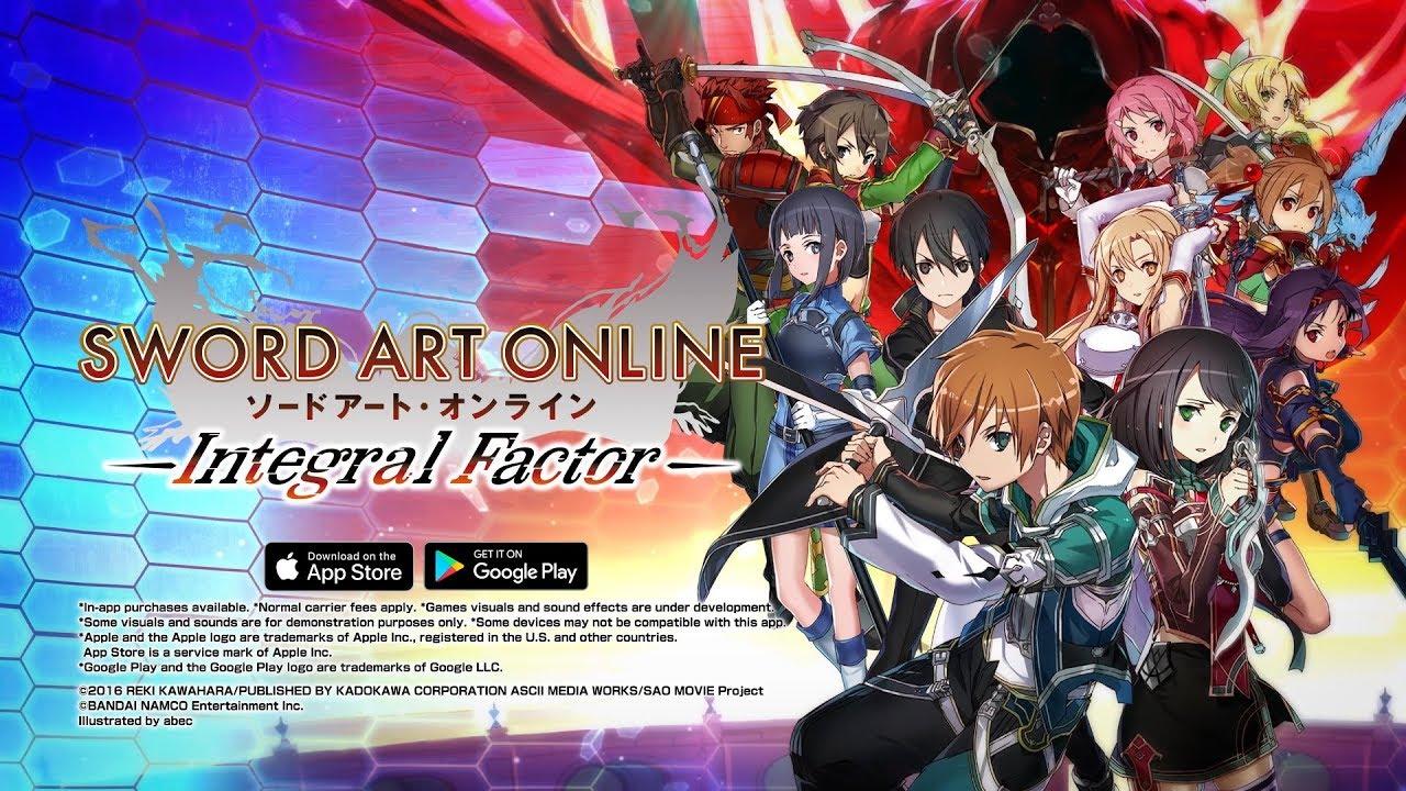 Sword art online dating games